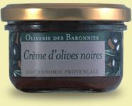 Crème d'olives noires