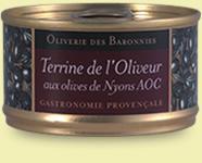 Terrine de l'Oliveur